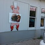 Porky's new location at 1719 US Hwy 87 N (Mason Hwy).