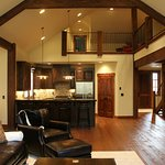 Viking Creek Luxury Cabins are a great option for larger parties (2 to 4 bedrooms available)
