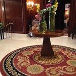 Fairfax main lobby