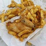 Bilde fra Y Dafarn Datws Fish and Chip Shop