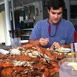 Crabs from Kentmoor