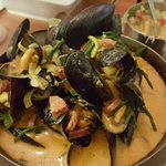 Mussels to start