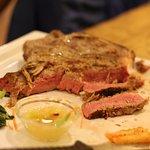 T bone steak - too good!