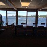 Lobby & Lake View