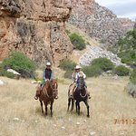 Bilde fra The Hideout Lodge & Guest Ranch