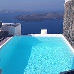 Pool in Foivos Suite