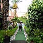 Photo de Diwane Hotel