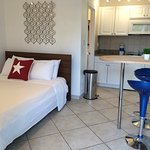 Newly renovated Suite 209