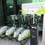 Alquiler de bicis electricas