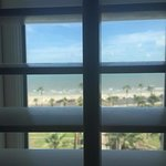 dreamy gulf view from 5th floor