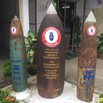 UXO Laos Visitor Center Foto