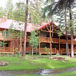 Red Setter Lodge (9-bedrooms)