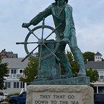 Fishermen's Memorial Monument Foto