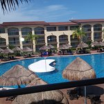 Sandos Playacar Beach Resort Foto