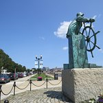 Fishermen's Memorial Monument Foto