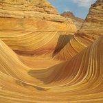 The Wave at Coyote Buttes Foto