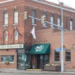 Chef's restaurant - Buffalo, N.Y.