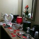 Habitación con Paquete Romantico