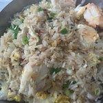 Shrimp and Crab Thai Rice