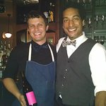 Owner Mike and bartender extraordinaire Anthony were delightful at the bar!
