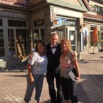 Excellent dinner, Gianni provided wonderful service !