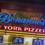 The Bonanno's location at the MGM Food Court