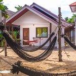 ocean front bungalow