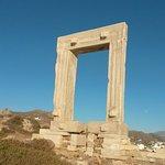 Portara del tempio di Apollo