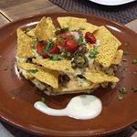 nachos Sinaloa