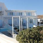 Foto de Mykonian Mare Luxury Suites Hotel