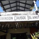 Robinson Crusoe Island Resort Foto