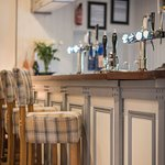 Sit back and relax in our warm and welcoming bar