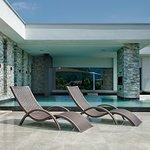 Panorama salt water pool