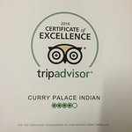 Curry palace Indian