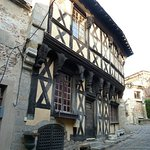 La maison de Catherine de Medicis