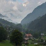 Looking towards Grindelwald