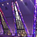 Very interesting place to visit! The cadet chapel was built in the  60's and looks great! And it