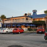 quaint gulfside motel