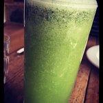 Delicious mint lemonade & meze for lunch!