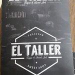 "EL TALLER ""Tapas Bar & Sweet Shop"""