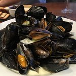Fabulous nosh! Loved the mussels here!