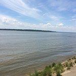 The beautiful James River