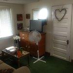Sitting room area