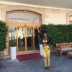 Wonderful hotel, staff was friendly and helpful. My room was amazing,felt like I was a princess.