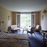 Chambre dans le pavillon parc (chambre 10)