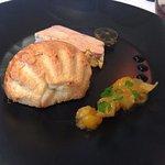foie gras maison et sa brioche