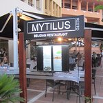 Belgian restaurant close to the harbour of Sotogrande
