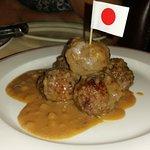 """Kobe"" Meatballs"