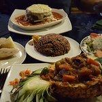 Spicy Lamb Stew y Lasagne