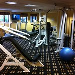 Fitness centre in Mayflower building